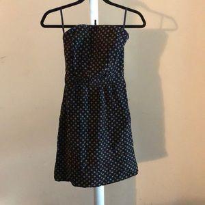 BNWT Club Monaco Strapless Dress